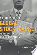 A History of the Global Stock Market Book