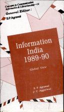Information India  1989 90