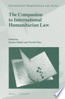 A Companion To International Humanitarian Law