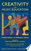 Creativity And Music Education Book PDF