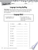 How to Eat Fried Worms Language Learning Activities