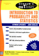Int  To Probability And Statis