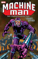 Pdf Machine Man by Kirby & Ditko Telecharger