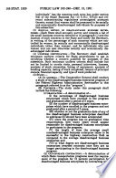 Intermodal Surface Transportation Efficiency Act of 1991 Book