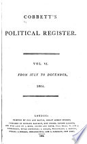 Cobbett s Political Register