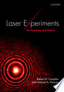 Laser Experiments for Chemistry and Physics Book