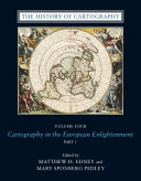 Cartography in the European Enlightenment