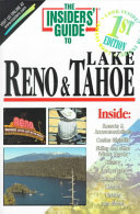 Reno and Lake Tahoe - Insiders' Guide