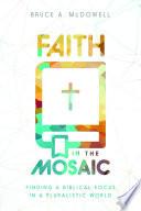 Faith in the Mosaic Book PDF