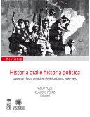Historia oral e historia política Pdf/ePub eBook
