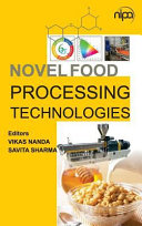 Novel Food Processing Technologies Book