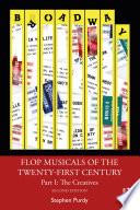 Flop Musicals of the Twenty First Century