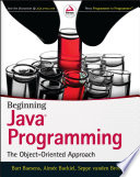 Beginning Java Programming Book PDF