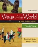 Ways of the World  Volume 1 Book