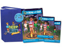 Deep Blue Connects at Home With God One Room Sunday School Kit Winter 2018-19