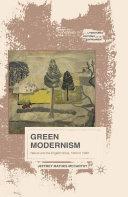 Green Modernism