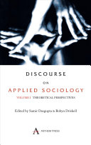 Discourse on Applied Sociology  Theoretical perspectives
