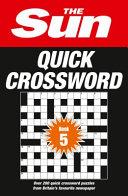 The Sun Quick Crossword Book 5