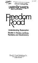 Pdf Freedom Road