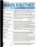 Emerging Markets Debt Report