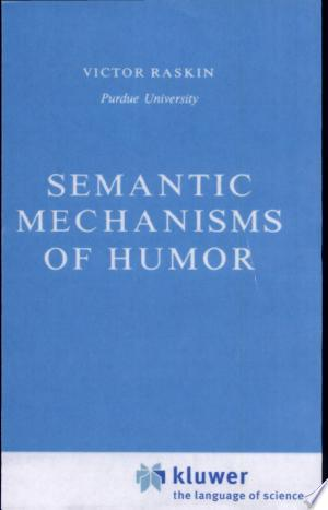 Semantic+Mechanisms+of+HumorGOAL This is the funniest book I have ever written - and the ambiguity here is deliberate. Much of this book is about deliberate ambiguity, described as unambiguously as possible, so the previous sentence is probably the fIrst, last, and only deliberately ambiguous sentence in the book. Deliberate ambiguity will be shown to underlie much, if not all, of verbal humor. Some of its forms are simple enough to be perceived as deliberately ambiguous on the surface; in others, the ambiguity results from a deep semantic analysis. Deep semantic analysis is the core of this approach to humor. The book is the fIrst ever application of modem linguistic theory to the study of humor and it puts forward a formal semantic theory of verbal humor. The goal of the theory is to formulate the necessary and sufficient conditions, in purely semantic terms, for a text to be funny. In other words, if a formal semantic analysis of a text yields a certain set of semantic proptrties which the text possesses, then the text is recognized as a joke. As any modem linguistic theory, this semantic theory of humor attempts to match a natural intuitive ability which the native speaker has, in this particular case, the ability to perceive a text as funny, i. e. , to distinguish a joke from a non-joke.