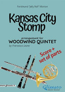 Kansas City Stomp - Woodwind Quintet score & parts Pdf/ePub eBook