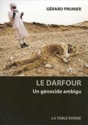 Pdf Le Darfour. Un génocide ambigu Telecharger