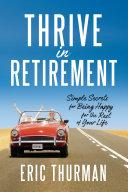 Thrive in Retirement Pdf/ePub eBook