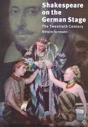 Pdf Shakespeare on the German Stage: Volume 2, The Twentieth Century