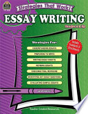 Strategies That Work Essay Writing Grades 6 Up