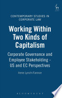 Working Within Two Kinds Of Capitalism