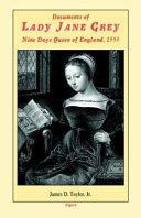 Pdf Documents of Lady Jane Grey Telecharger