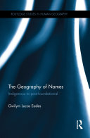 The Geography of Names