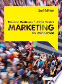 """Marketing: An Introduction"" by Rosalind Masterson, David Pickton"