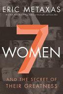 Seven Women International Edition Book