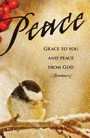 Peace Bird Images Advent Bulletin