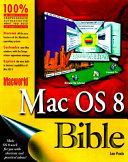 Macworld Mac Os 8 Bible