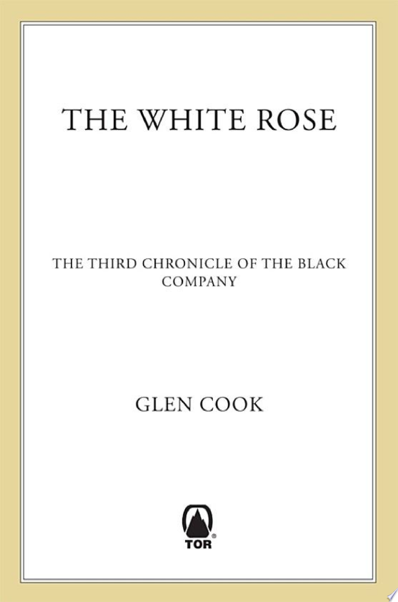 The White Rose banner backdrop