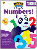 I Know My Numbers   Ages 3   5