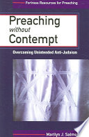 Preaching Without Contempt Book PDF