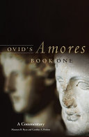 Ovid's Amores, Book One