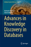 Advances in Knowledge Discovery in Databases [Pdf/ePub] eBook