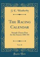 The Racing Calendar Vol 18