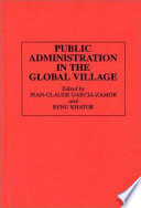 Public Administration in the Global Village