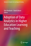Adoption of Data Analytics in Higher Education Learning and Teaching Pdf/ePub eBook