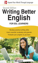 Writing Better English for ESL Learners, Second Edition [Pdf/ePub] eBook