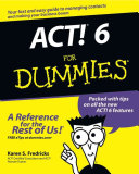 ACT  6 For Dummies
