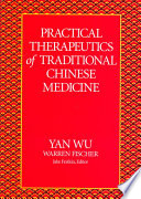 Practical Therapeutics of Traditional Chinese Medicine Book