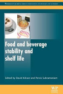 Food and Beverage Stability and Shelf Life Book