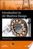 Introduction to AC Machine Design